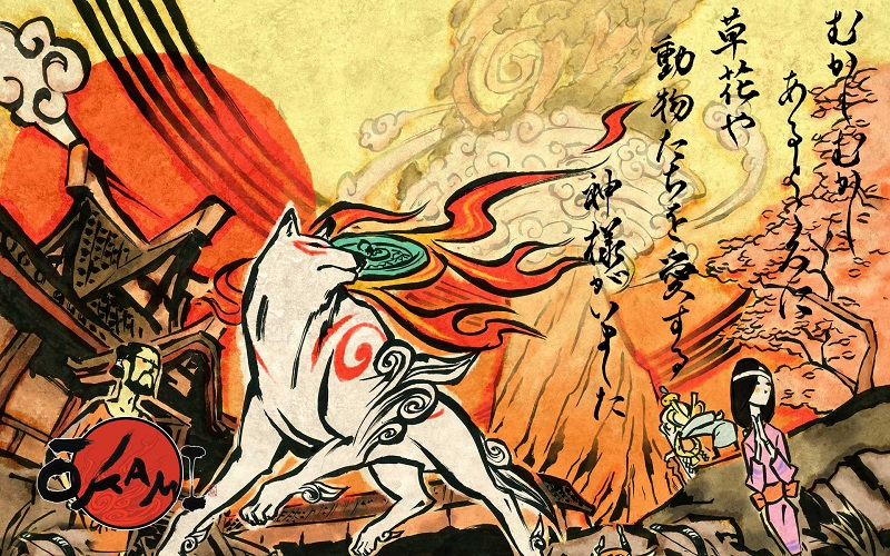 Okami HD has been rated for Xbox One, PS4 and PC in Korea