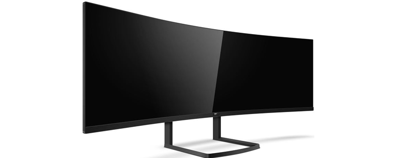 Philips reveals their 49-inch 3820x1080  Ultra-wide 492P8 display
