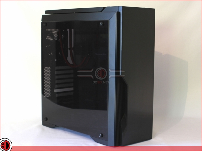 Gamer Storm Dukase Liquid Case Review