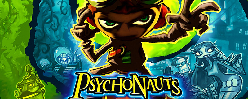 Psychonauts is currently free on the Humble Store