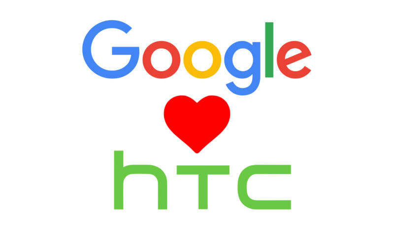 Google pays $1.1 Billion for HTC Talent and IP