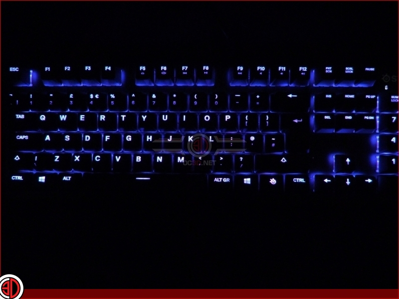 Steelseries Apex M750 Gaming Keyboard Review