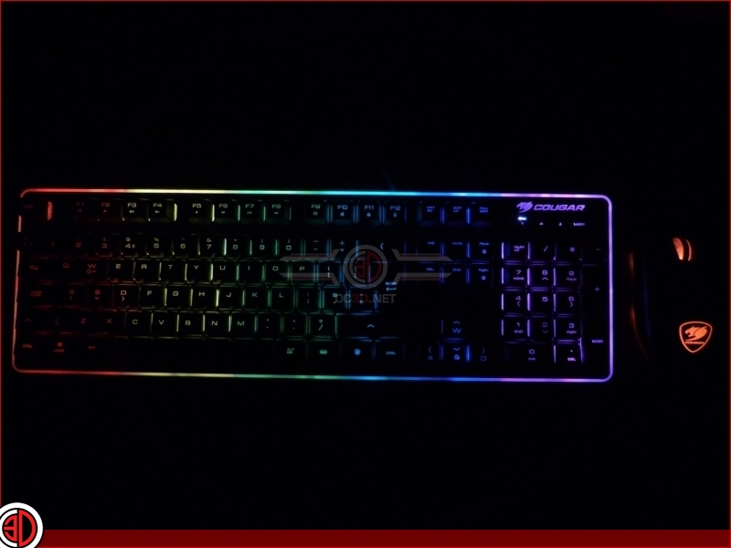 Cougar Deathfire EX Mouse and Keyboard Combo Review