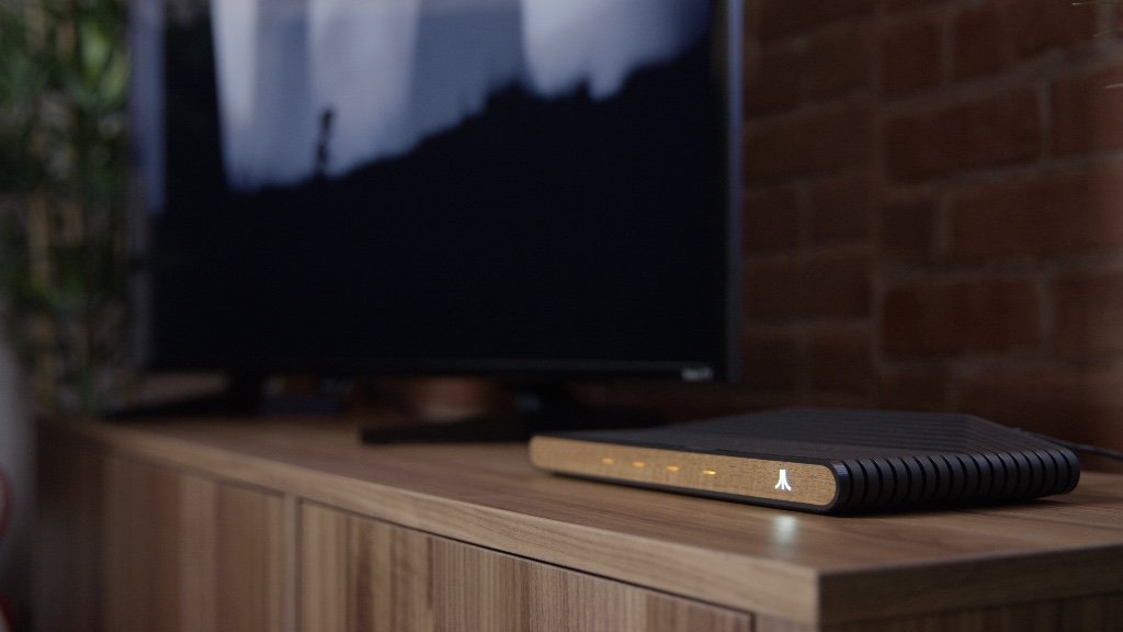 The Ataribox will use a custom AMD APU with a Linux-based OS