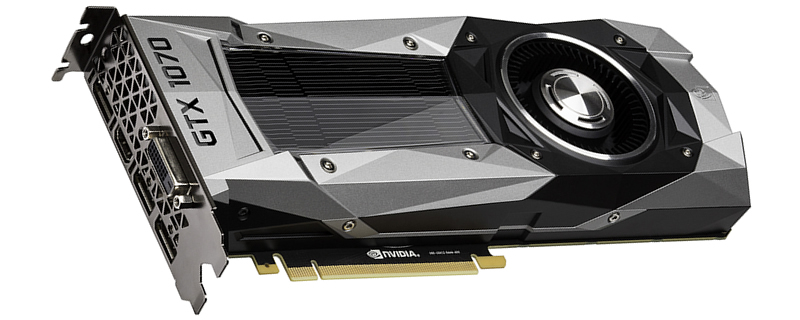 Nvidia's rumoured GTX 1070 Ti is expected to release in late October