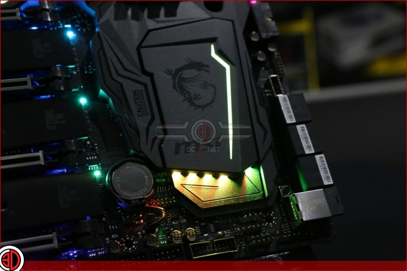 MSI Z370 Godlike Gaming and Z370 Overview Preview