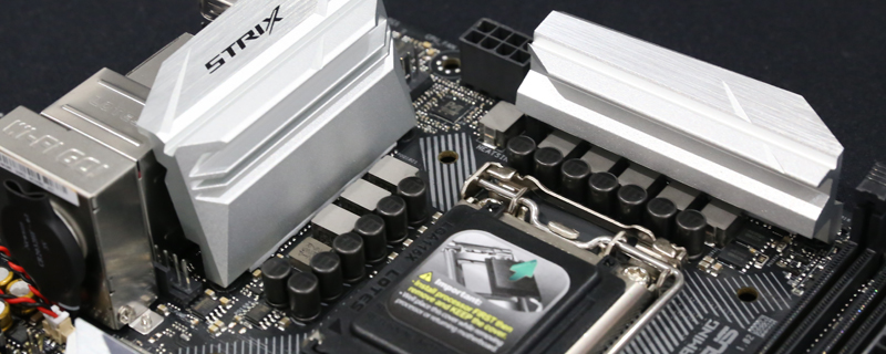 ASUS Z370 Strix-I ITX Motherboard Preview