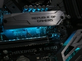 ASUS Z370 Maximus X Hero Review