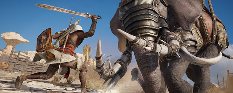 Ubisoft releases Assassins Creed Origins' PC system requirements
