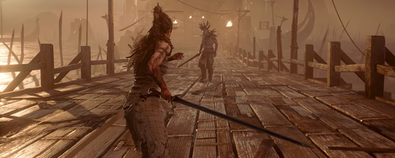 All proceeds from Hellblade sales tomorrow will go to the UK charity Rethink
