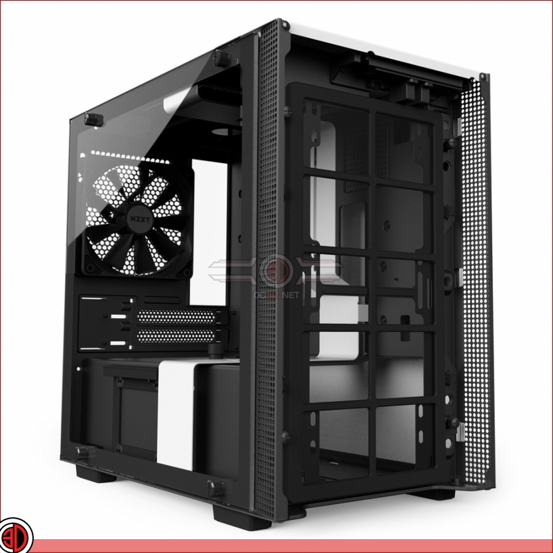 NZXT reveals their new H700i, H400i and H200i series cases