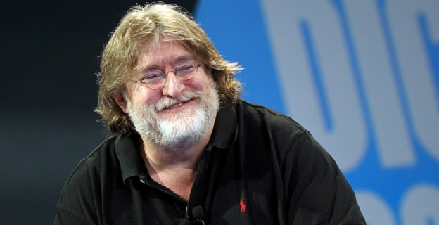 Gabe Newell is now one of the US' 100 richest people