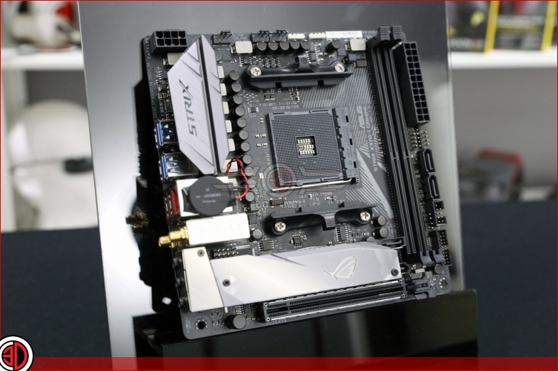 ASUS ROG Strix X370-i Gaming Preview