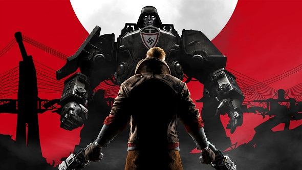 Nvidia releases their 388.10 Hotfix driver for Wolfenstein II: The New Colossus