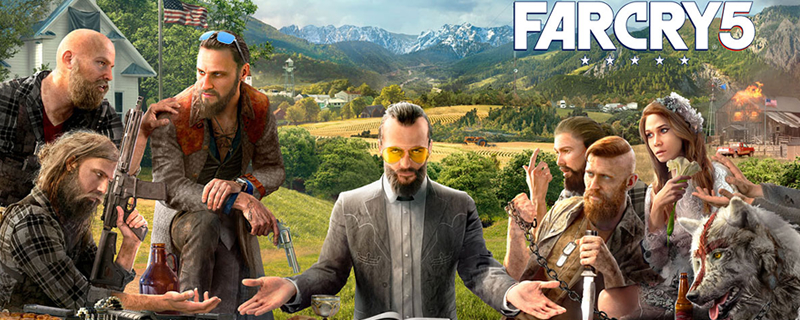 Ubisoft releases a new Co-op trailer for Far Cry 5