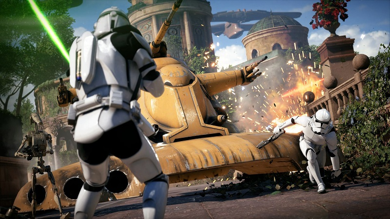 EA has updated Star Wars: Battlefront II's Crate system to improve balance