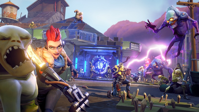 Fortnite's new 1.8.1 patch offers performance boosts on all platforms