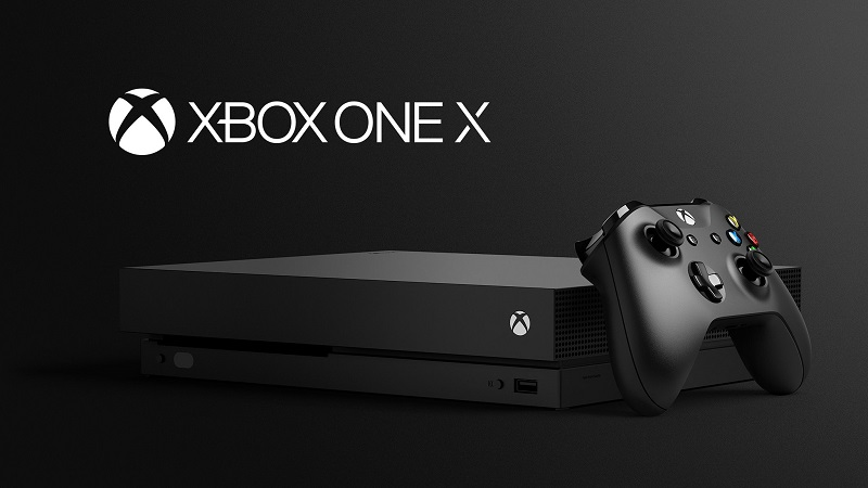 The Xbox One X will support native 1440p displays