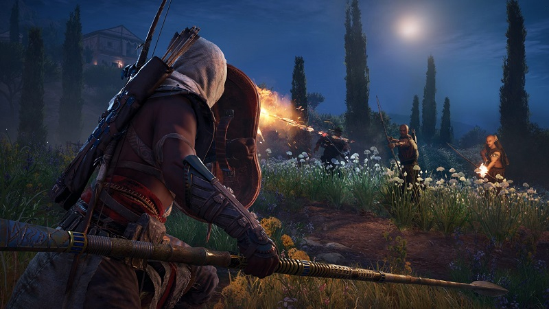 Assassin's Creed: Origins' first PC patch is said to improve the game's performance