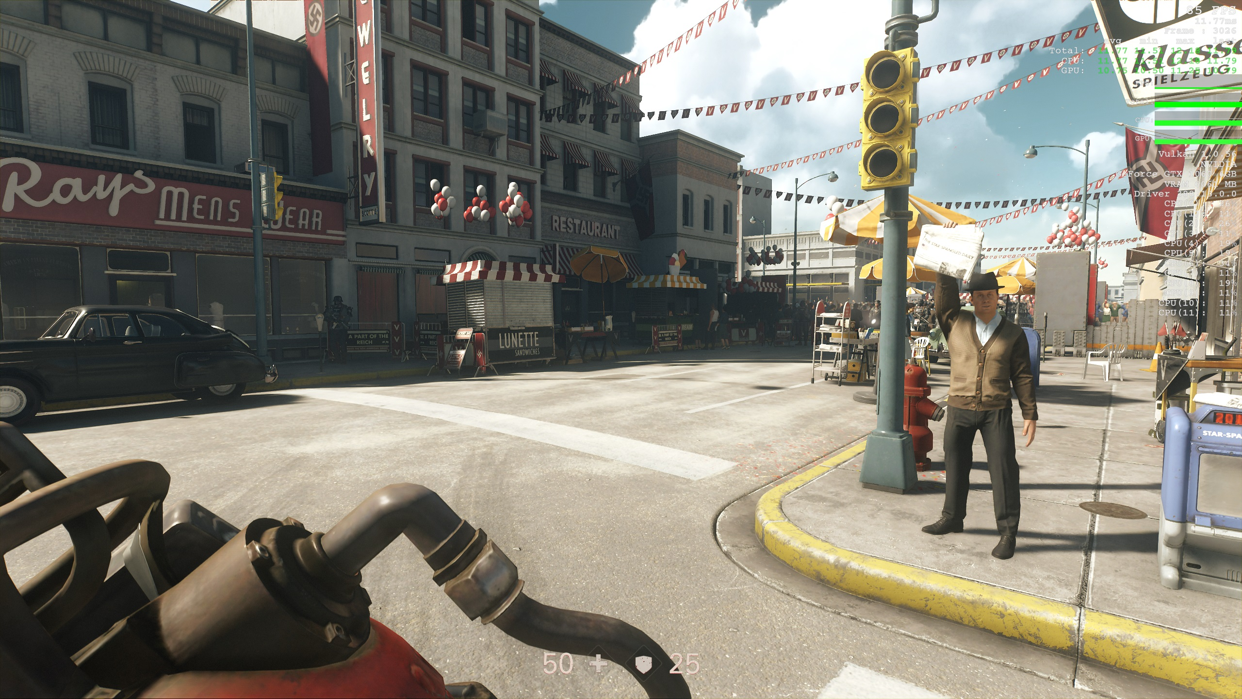 Wolfenstein II: The New Colossus PC Performance Review