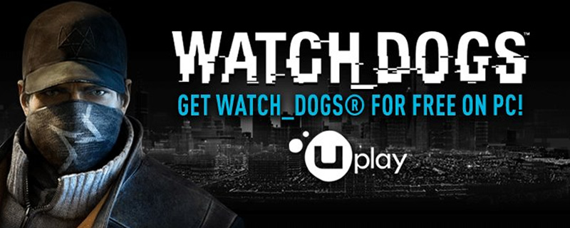 Watch Dogs is currently available for free on Uplay