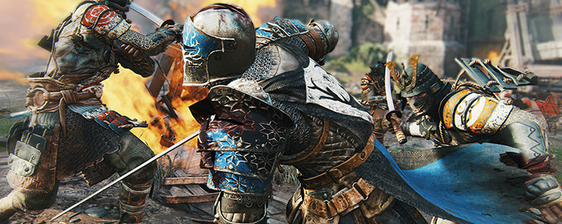 For Honor will be available to play for free this weekend