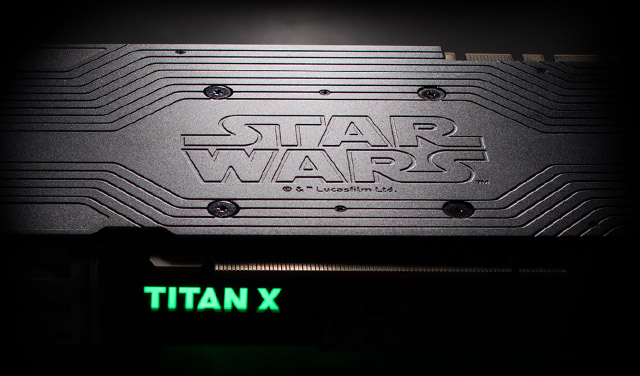 Nvidia releases their Titan Xp Collector's Edition - Jedi or Empire themed GPUs