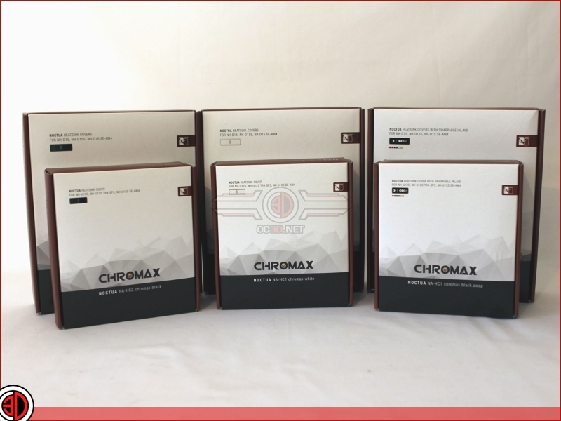 Noctua Chromax Products