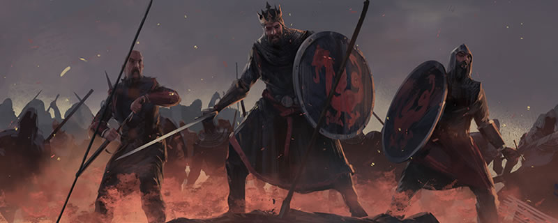 Creative Assembly have announced Total War Sagas: Thrones of Britannia