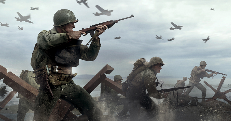 Sledghammer Games has brought Dedicated Servers to Call of Duty: WWII on all platforms