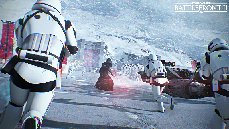 AMD releases their AMD Radeon Software 17.11.2 driver for Star Wars: Battlefront II