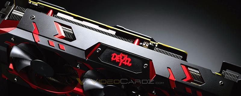 PowerColor's custom RX Vega GPU design has been teased