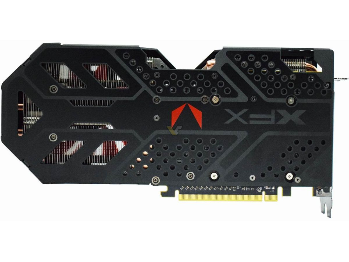 XFX's RX Vega 64/56 GPUs have been pictured