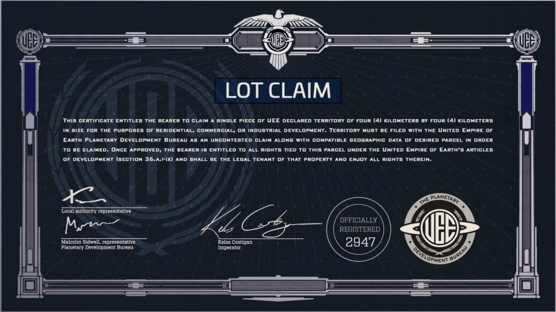 Star Citizen is now selling virtual land for up to $100