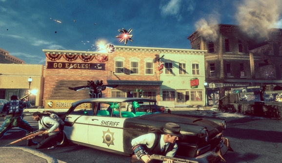 The Bureau: XCOM Declassified is currently free on the Humble Store