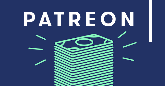 Patreon passes fees to Patrons - dramatically increases the cost of small donations