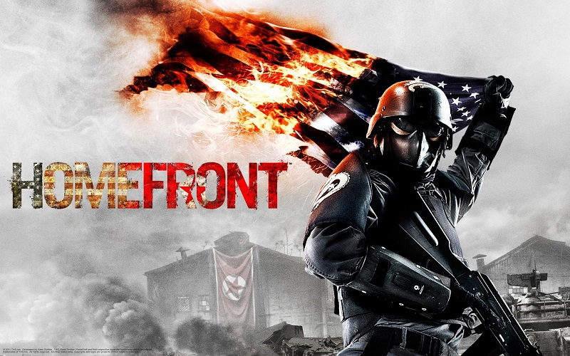 Homefront is currently free on the Humble Store