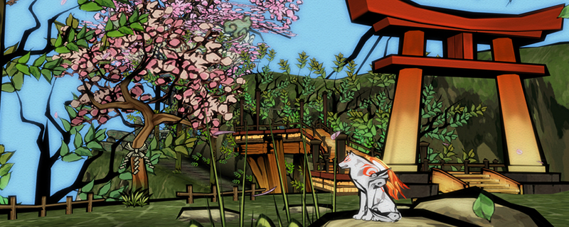 Okami HD will be locked to 30FPS on PC