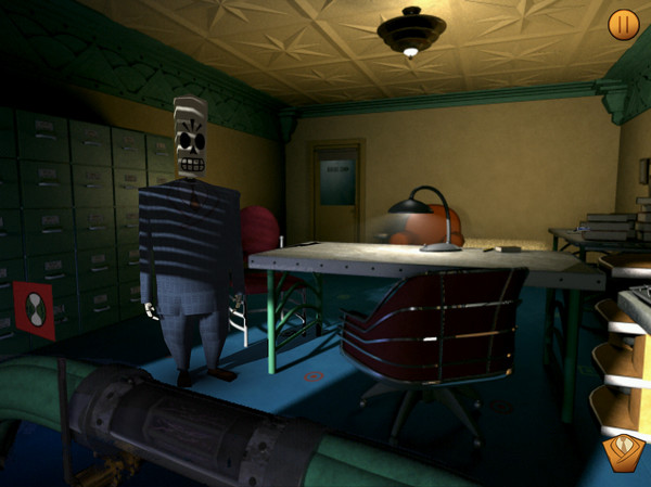 Grim Fandango Remastered is currently free on GOG