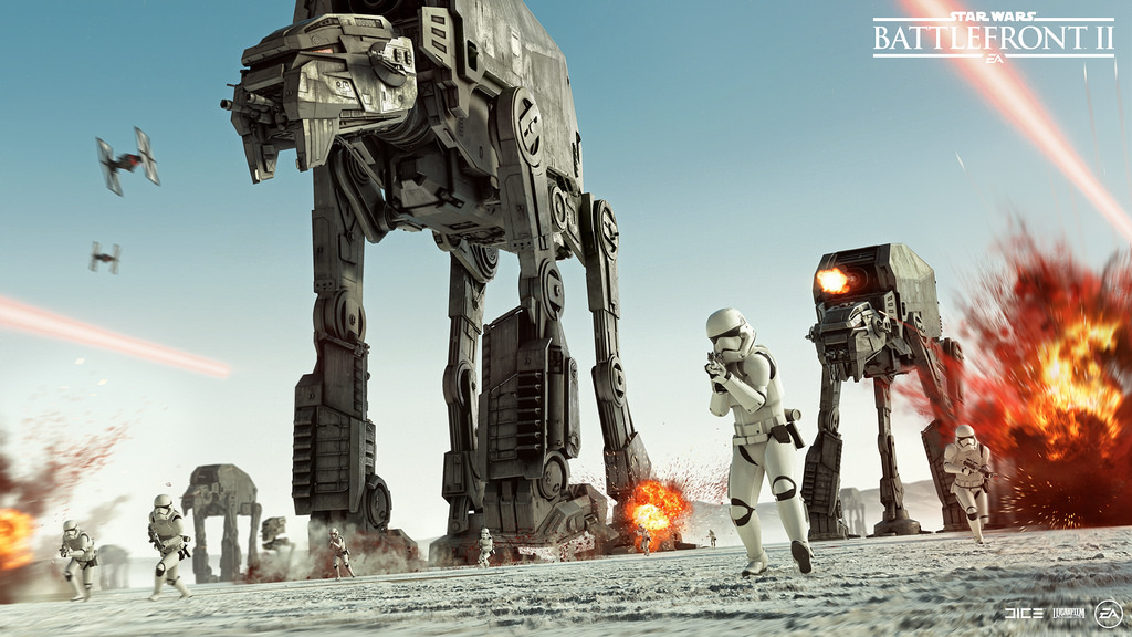 Star Wars: Battlefront II's free Resurrection Campaign is out