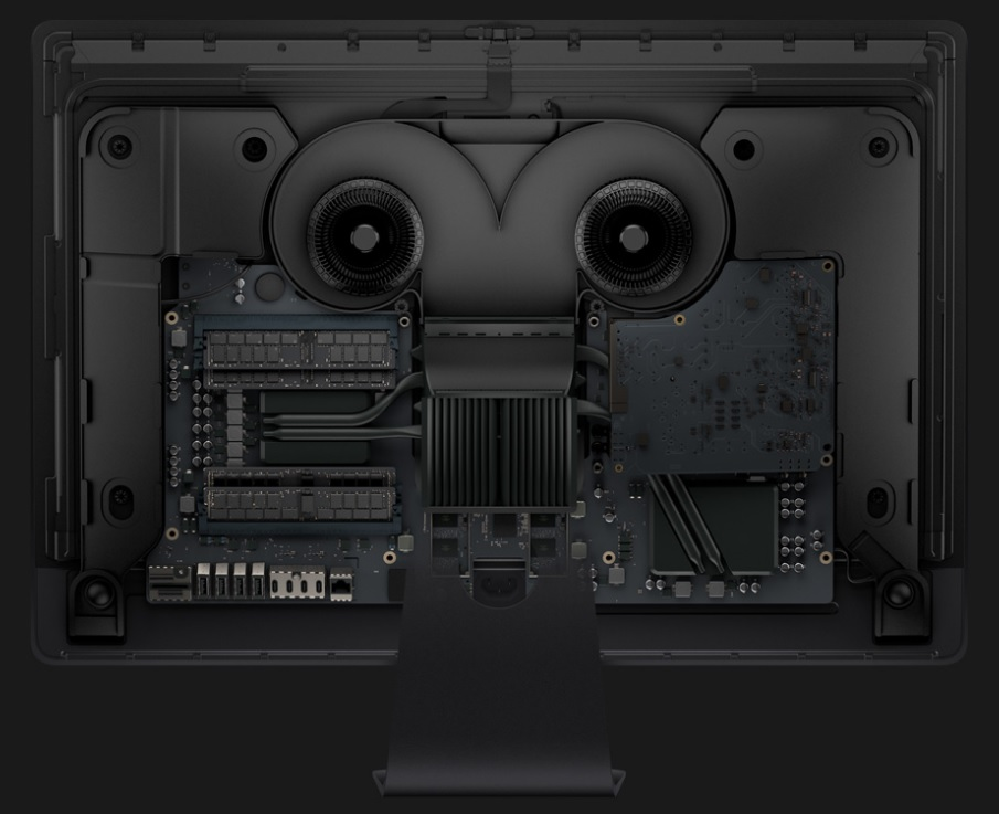 Apple launches their new iMac Pro with 8-18 core CPUs and AMD Vega Graphics