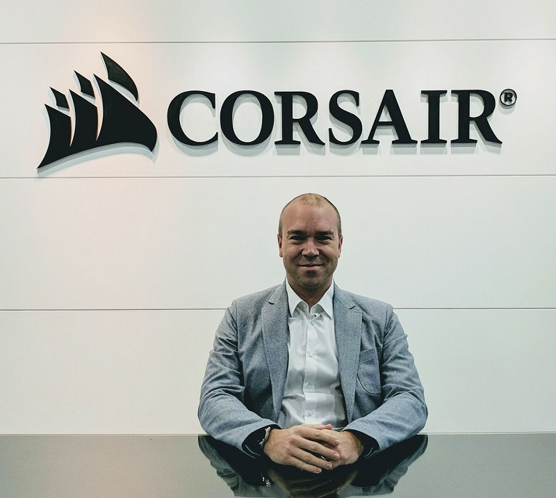 Corsair opens its doors to EKWB's former CEO and CTO