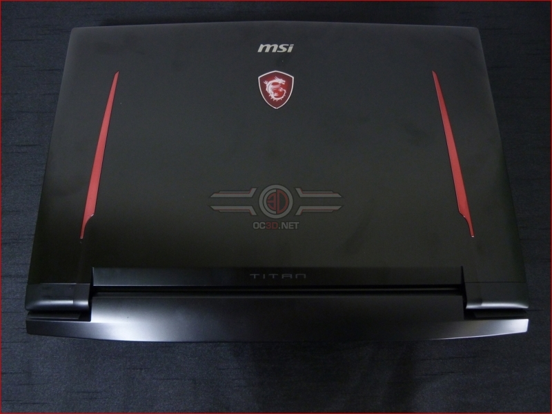 MSI GT73VR Titan SLI Gaming Laptop review