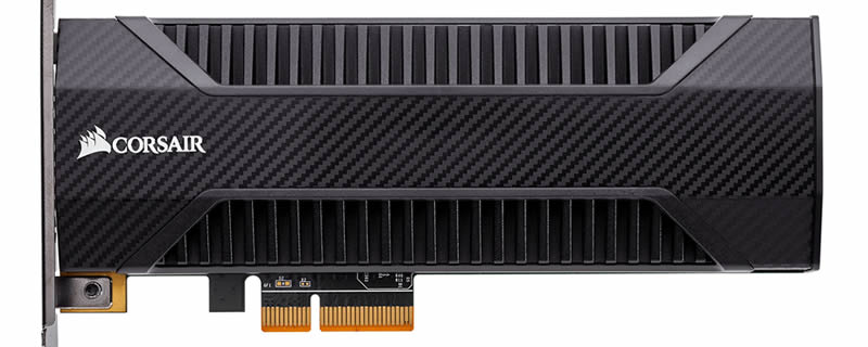 Corsair has created a 1.6TB NX500 PCIe SSD