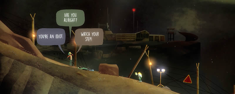 OXENFREE is currently free on GOG - A Christmas gift to PC gamers