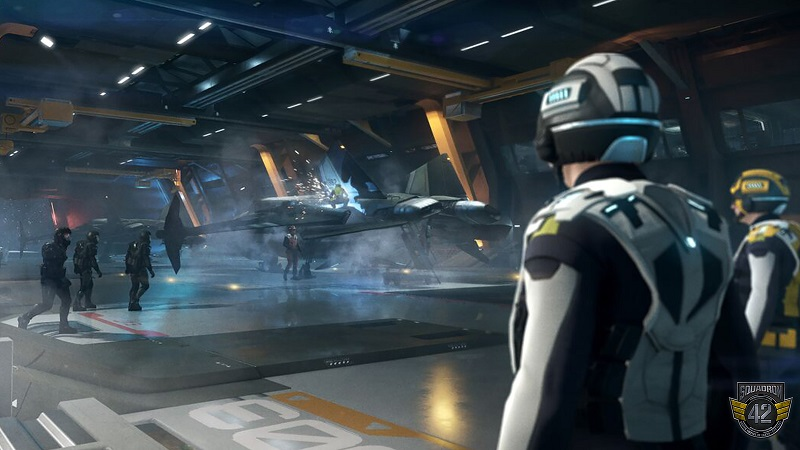 CIG releases PC system requirements for Star Citizen's Single Player - Squadron 42