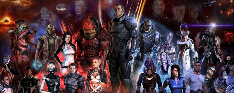 Mass Effect 2 and 3's DLC is finally available on Origin