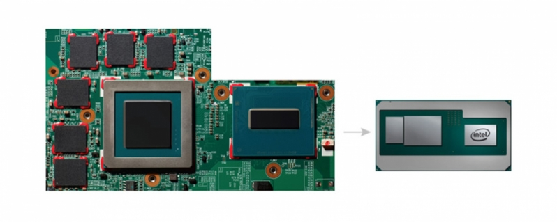 Intel accidentally leaks their i7 8809G Kaby Lake/Radeon Hybrid processor