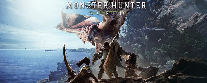 Monster Hunter World will be releasing on PC in Autumn 2018