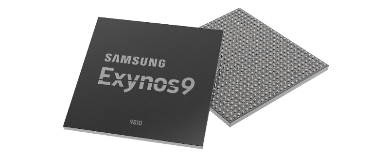 Samsung announces their Exynos 9 9810 SoC